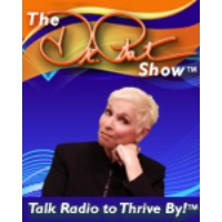 Logo of the podcast The Dr. Pat Show - Talk Radio to Thrive By!