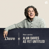 Logo du podcast Alan Davies As Yet Untitled:#SimplePeopleEatingComplexCarbohydrates