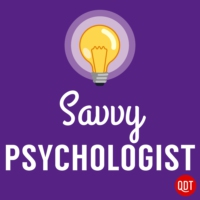 Logo of the podcast The Savvy Psychologist's Quick and Dirty Tips for Better Mental Health
