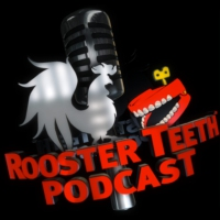 Logo of the podcast Rooster Teeth Podcast