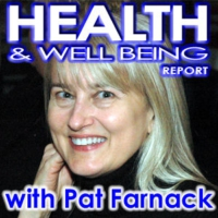 Logo of the podcast Health and Well Being Report