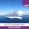 Logo of the podcast Un été en Antarctique