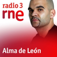 "Logo du podcast Alma de león - El ""After party"" radiofónico de Rockers Roots - 21/02/16"