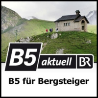 Logo of the podcast B5 für Bergsteiger - B5 aktuell