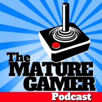 Logo of the podcast The Mature Gamer Podcast