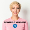 Logo of the podcast De Wereld van Sofie