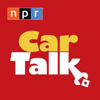 Logo of the podcast NPR - Car Talk