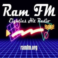 Logo of the podcast ♫ RAM FM Eighties Hit Radio ♫