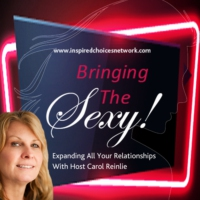 Logo of the podcast Sexy Relationships, Oh, My! with Guest Joan Silva