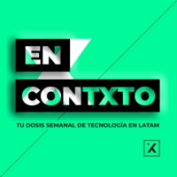 Logo of the podcast En Contxto