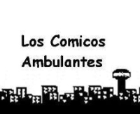 Logo of the podcast LOs Comicos Ambulantes # 12