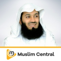 Logo of the podcast Mufti Menk