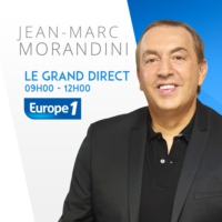 Logo of the podcast Le grand direct Jean-Marc Morandini – 08/07/16