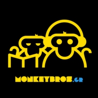Logo of the podcast Monkey Bros Show