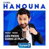 "Logo of the podcast Cyril Hanouna : l'appel ""perroquet"" à Enora Malagré"