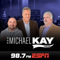 Logo du podcast The Michael Kay Show: 4/10/17