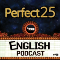 Logo of the podcast Perfect25 English Podcast