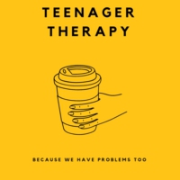 Logo of the podcast Teenager Therapy