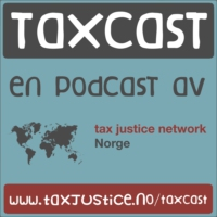 Logo of the podcast TaxCast Norge