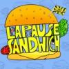 Logo of the podcast La Pause Sandwich