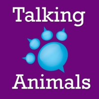 Logo of the podcast Talking Animals
