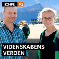 Logo of the podcast Videnskabens Verden: Gåden om antistoffet 2016-01-27