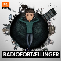Logo of the podcast Radiofortællinger: Skide forelsket