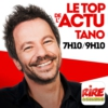 Logo of the podcast Tano - Le top de l'actu sur Rire & Chansons
