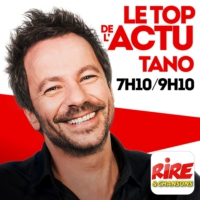 Logo of the podcast Tano - Le top de l'actu - 25 mai 2018