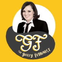 Logo du podcast 65. Feminism and Faith with Reubs J Walsh, Leyla Hussein and Rev Kate Harford