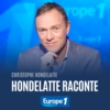 Logo of the podcast Europe 1 - Hondelatte Raconte