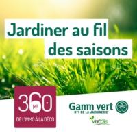 Logo du podcast Jardiner au Fil des Saisons