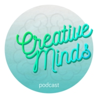 Logo du podcast #2 Creativiteit is aftrekken.