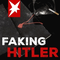 Logo of the podcast Faking Hitler
