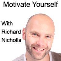 Logo of the podcast Motivate Yourself