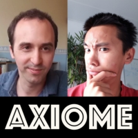 Logo of the podcast Axiome