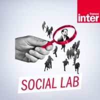 Logo of the podcast France Inter - Social Lab