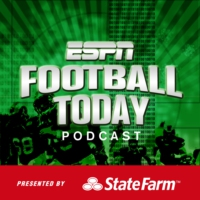 Logo of the podcast ESPN: Football Today