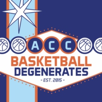 Logo of the podcast ACC Basketball Degenerates