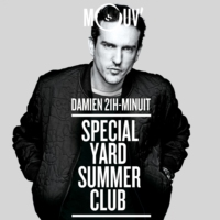 Logo du podcast Le 21 - minuit Spécial Yard Summer Club