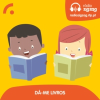 Logo of the podcast Dá-me Livros!