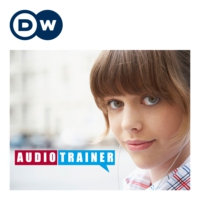 Logo of the podcast El audio-trainer | Aprender alemán | Deutsche Welle