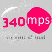 Logo of the podcast 340MPS – infra_red