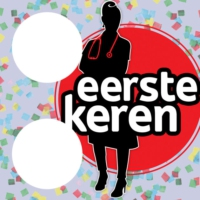 Logo du podcast Eerste Keren - Laurian over zoenen