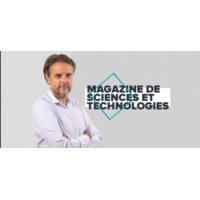 Logo of the podcast Magazine Sciences et Technologies