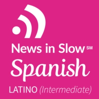 Logo du podcast News in Slow Spanish Latino - # 172 - Language learning in the context of current events