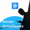 Logo of the podcast @mediasres - Deutschlandfunk