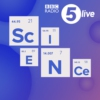 Logo du podcast 5 live Science Podcast