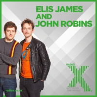 Logo of the podcast Elis James and John Robins on Radio X Podcast