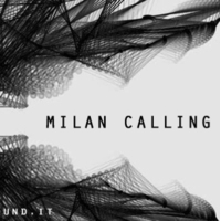 Logo of the podcast milan calling